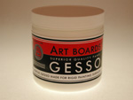 Superior Quality Arcylic Panel Gesso - (16 oz.)