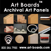 Archival Product Overview for Art Boards™ Art Supply.